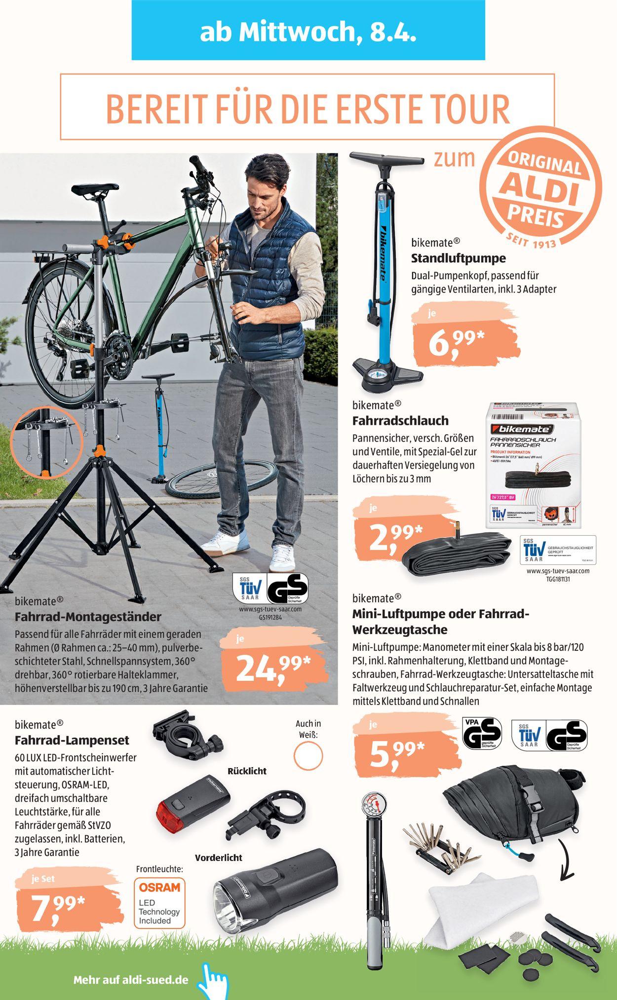 Aldi Fahrräder 2021