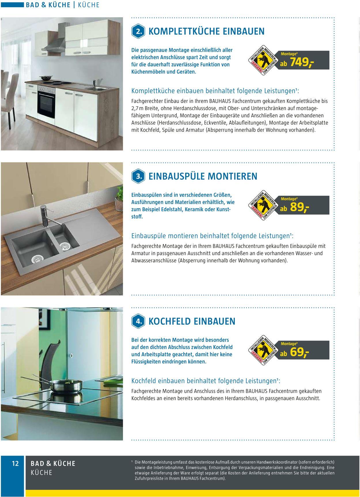 Bauhaus Aktueller Prospekt 01.07 - 01.12.2019 [12 ...