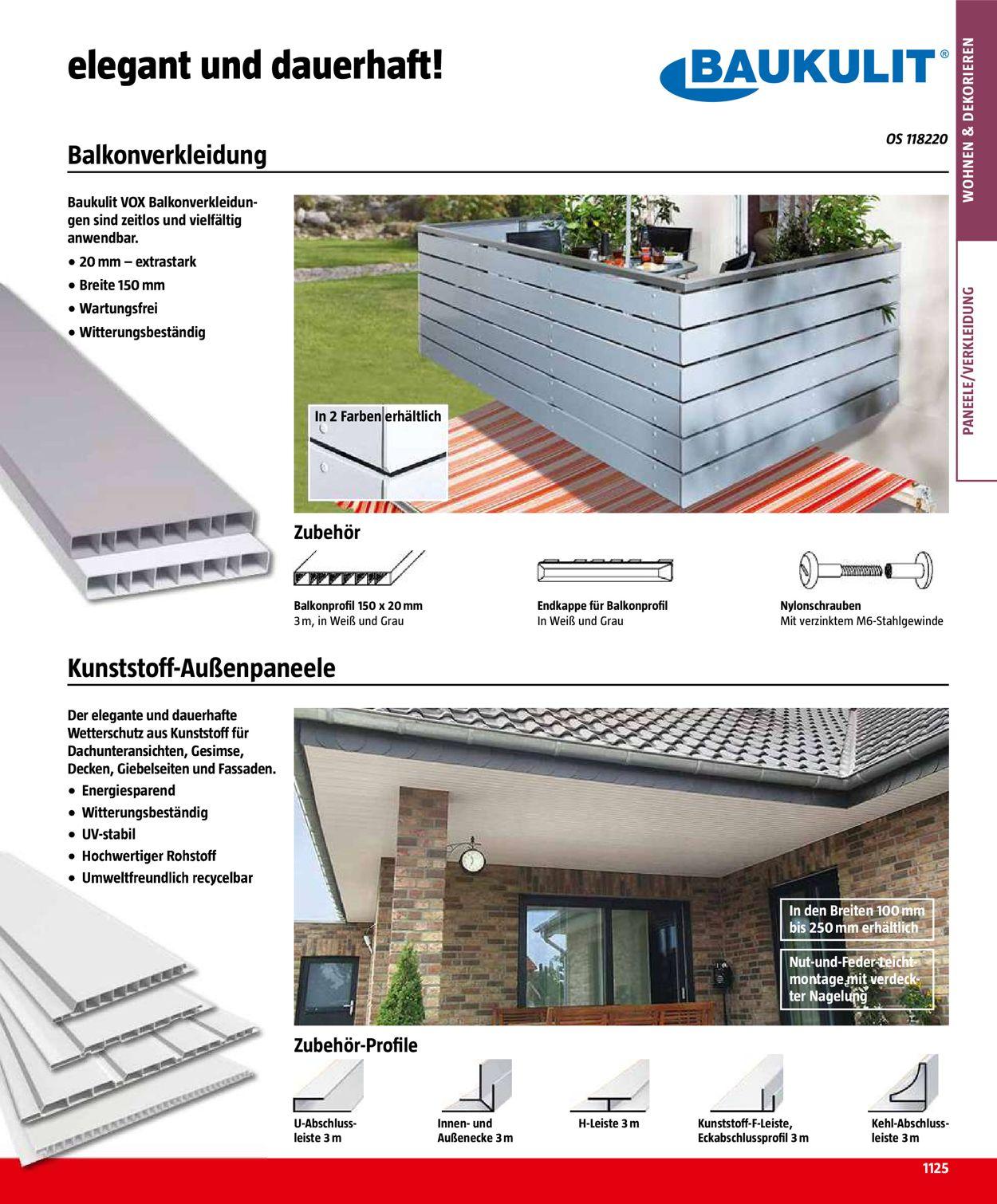 Bauhaus Aktueller Prospekt 04 10 31 01 2020 1125 Jedewoche