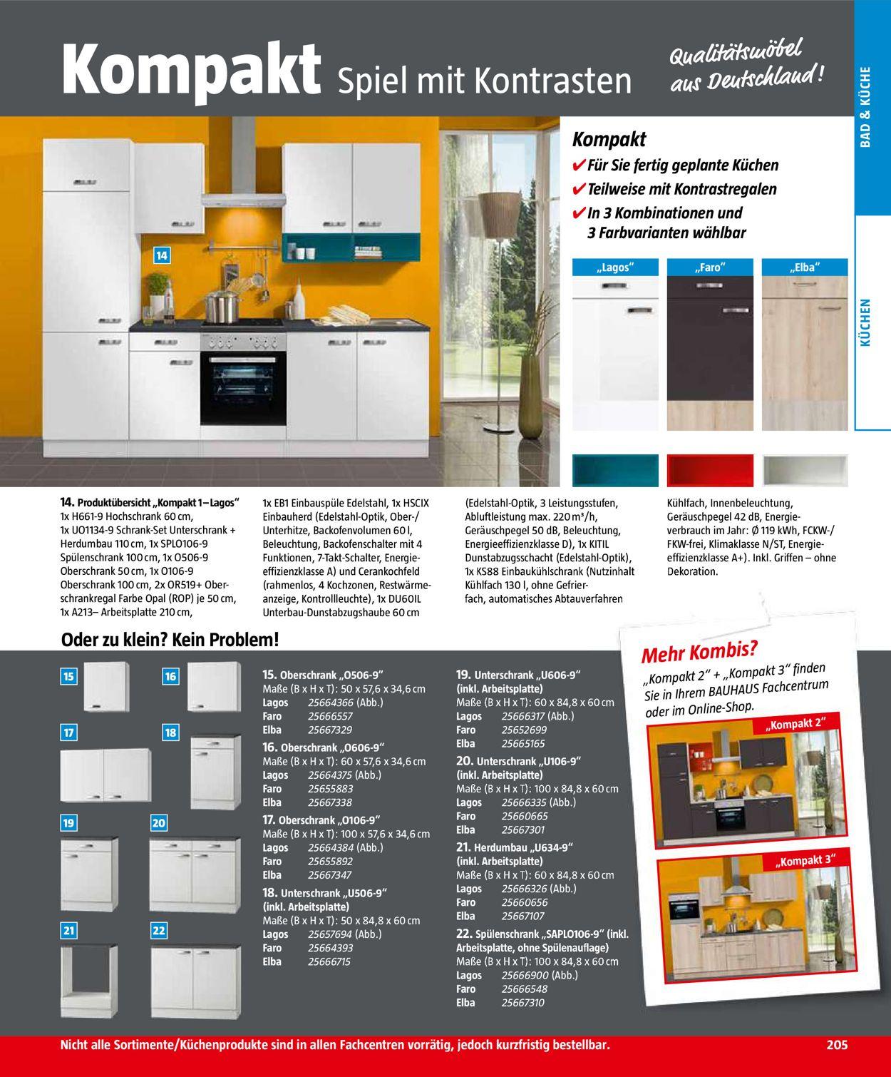 Bauhaus Aktueller Prospekt 04.10 - 31.01.2020 [205 ...