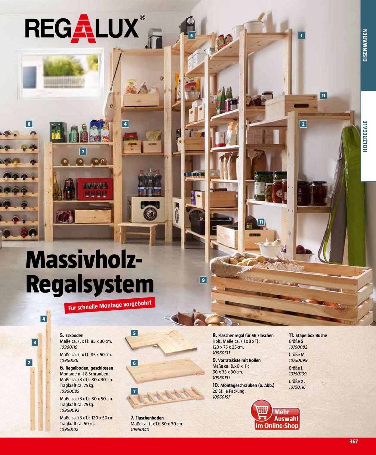 Bauhaus Aktueller Prospekt 04 10 31 01 2020 367 Jedewoche Rabatte De