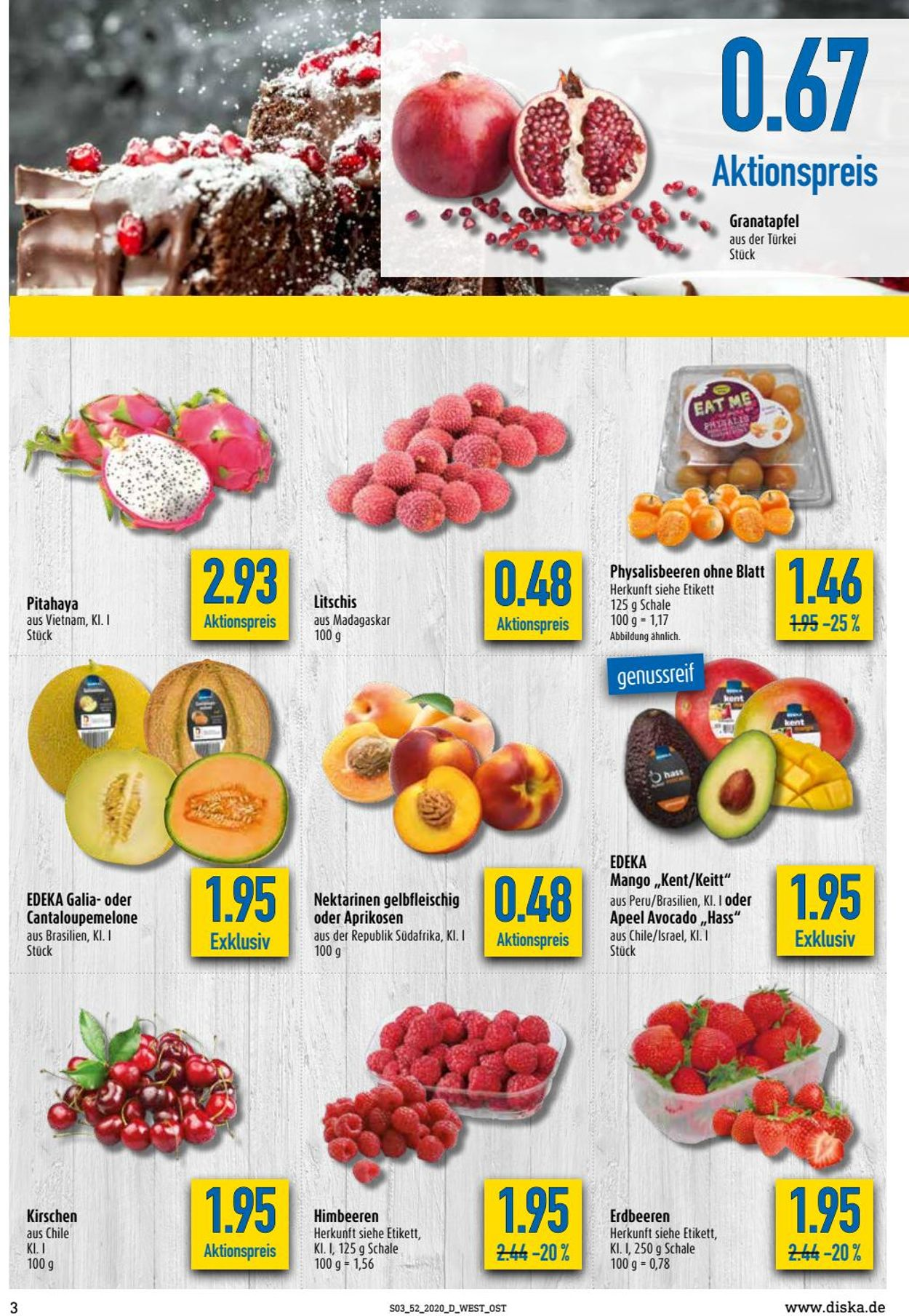 Erdbeeren Aldi Rückruf 2021