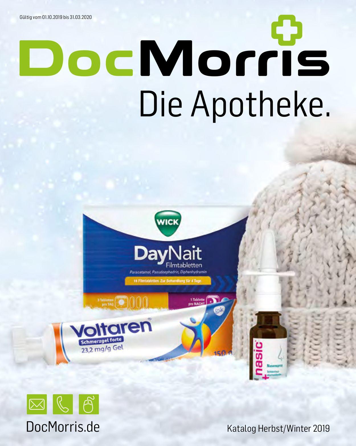 Doc Morris Aktie