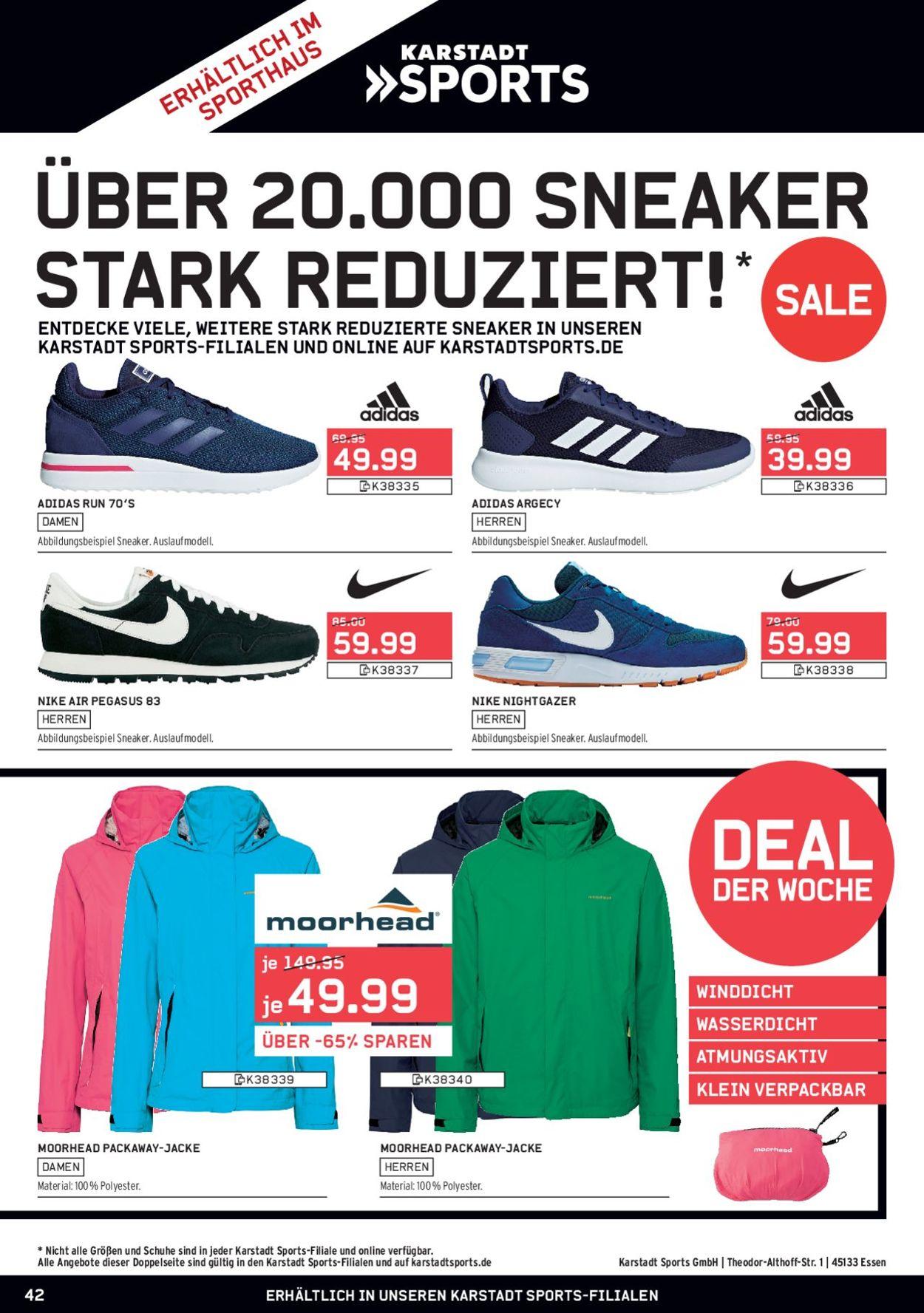 Nike Sportschuhe für Damen & Herren | bei GALERIA Karstadt