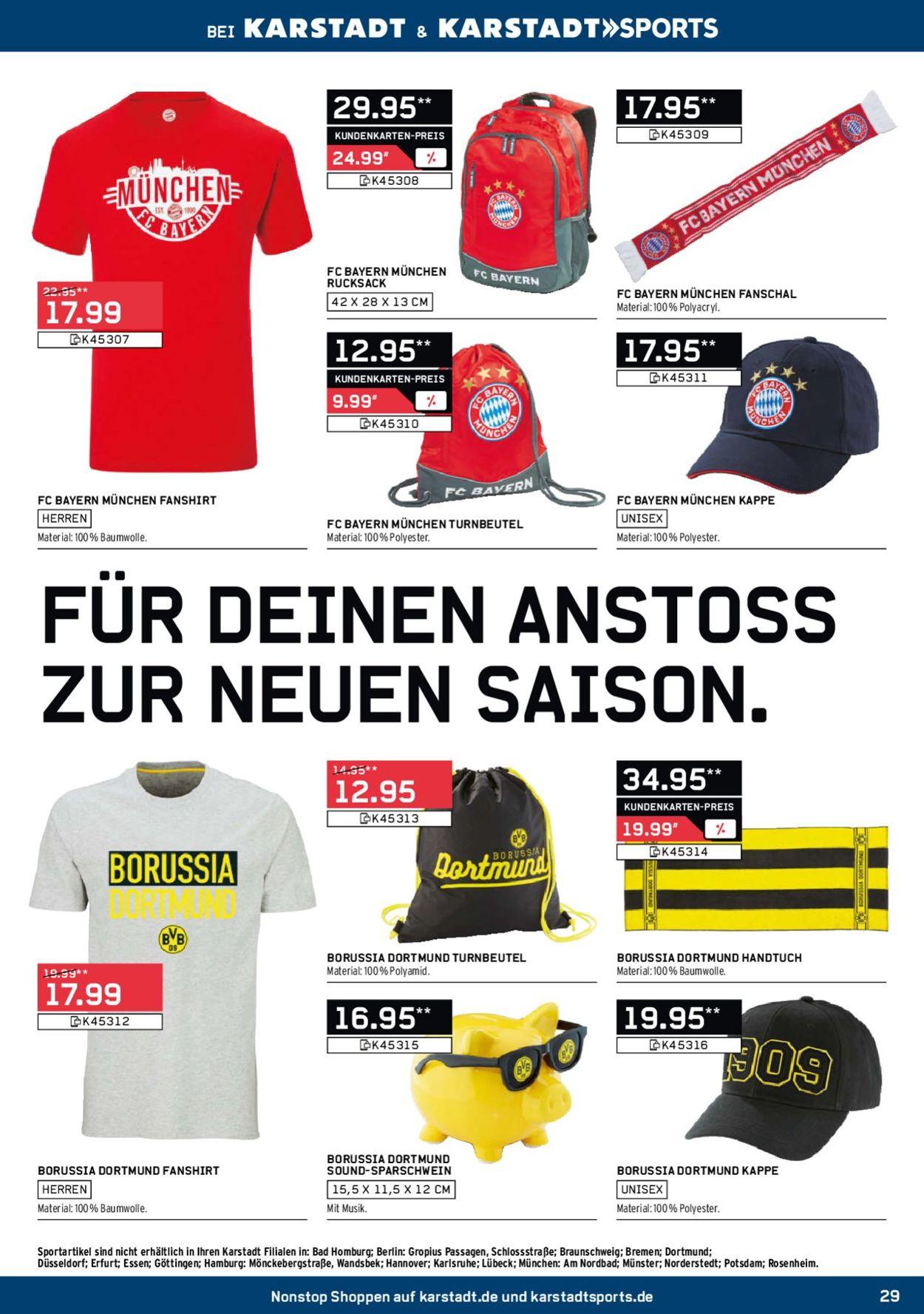 FC Bayern M/ünchen Sound Sparschwein