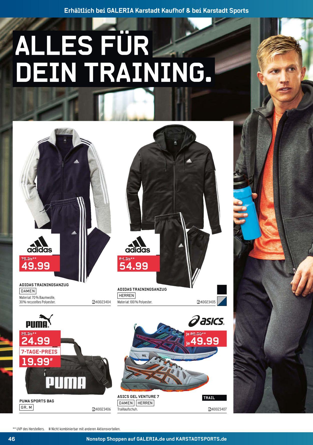 adidas Trainingsjacke TLRD W black 30   GALERIA Karstadt Kaufhof