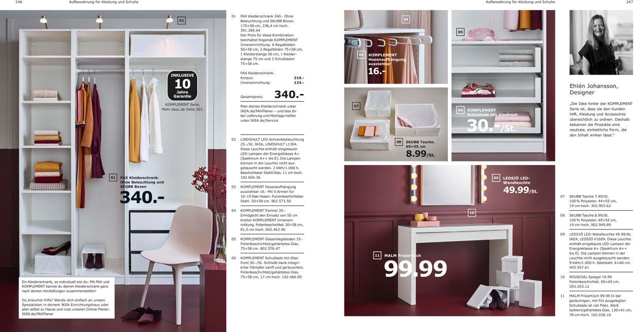 Ikea Aktueller Prospekt 01 02 31 07 2019 124 Jedewoche
