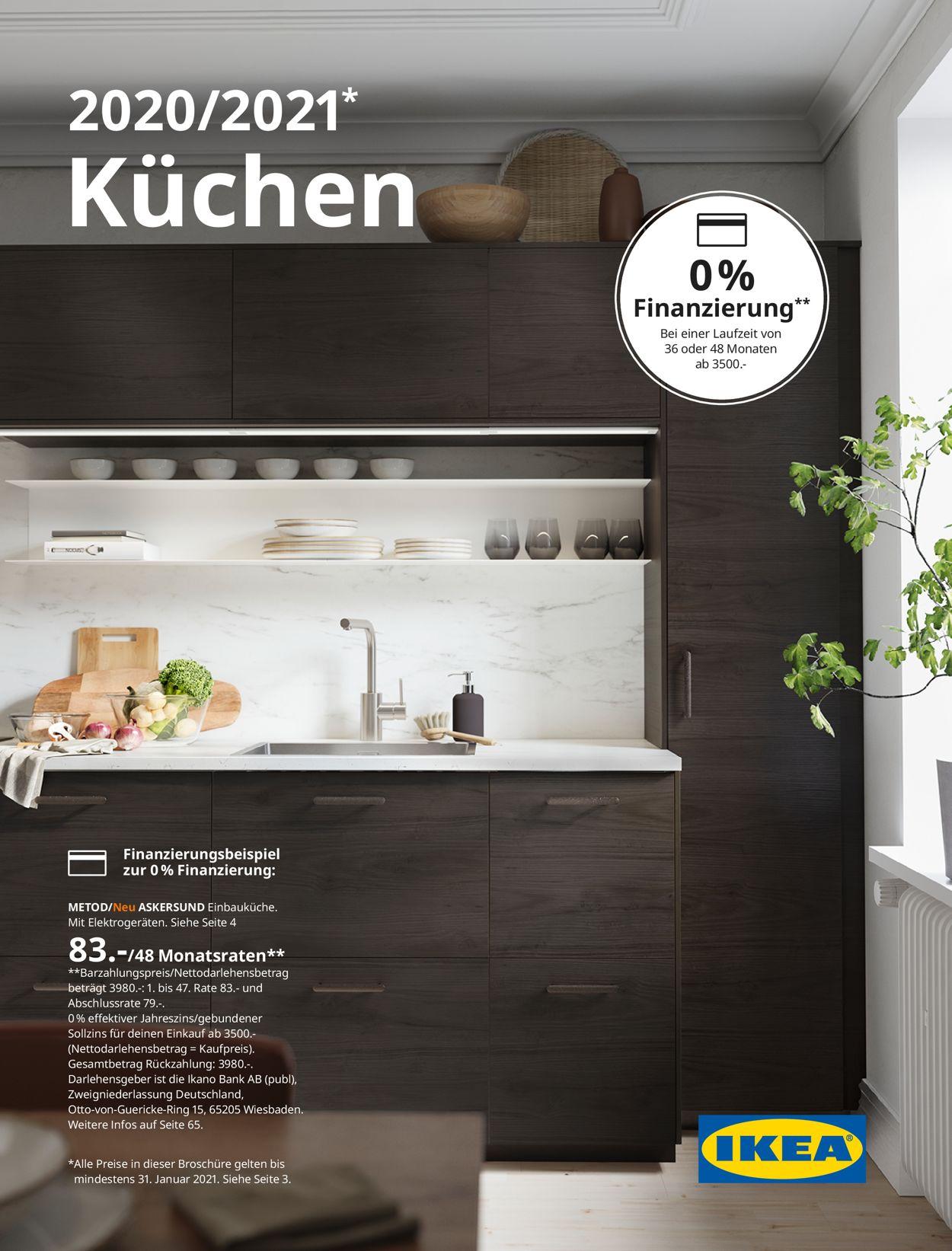 IKEA Aktueller Prospekt 16.16 - 16.16.16 - jedewoche-rabatte.de