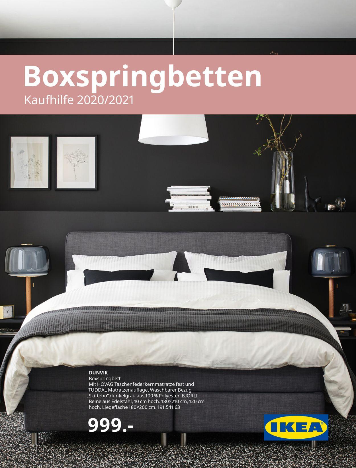 Prospekt IKEA vom 01.10.2020