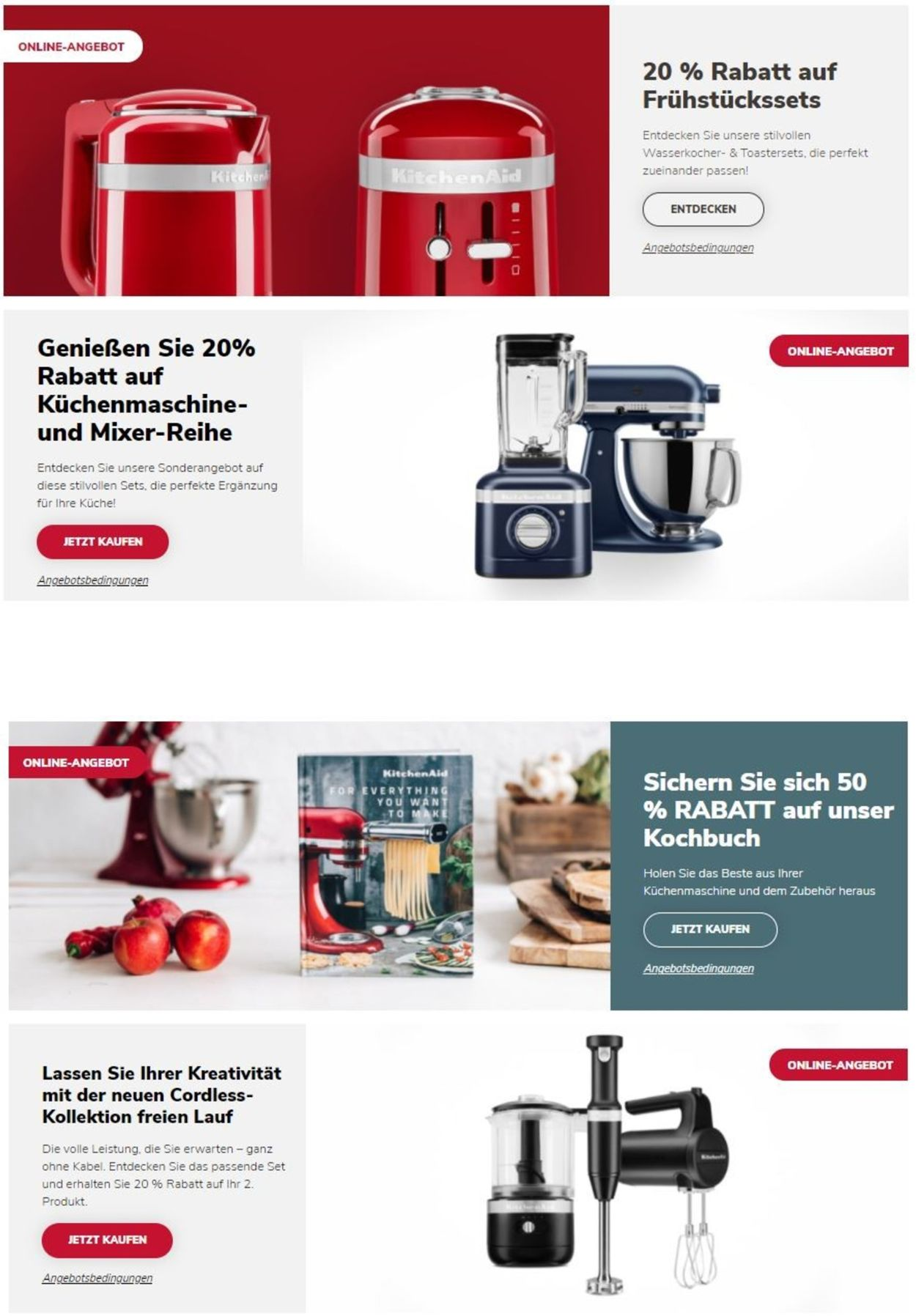 Prospekt KitchenAid  vom 26.11.2020