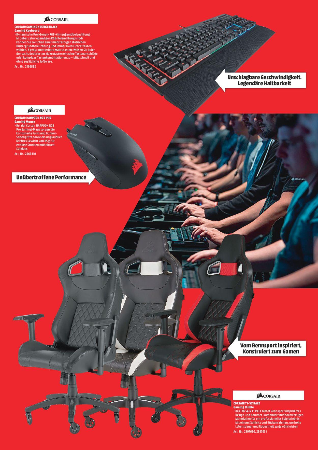 media markt gaming stuhl
