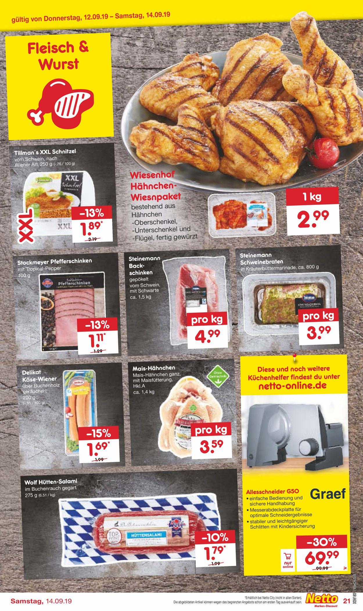 Netto Marken Discount Aktueller Prospekt 20.20   20.20.20 [20 ...