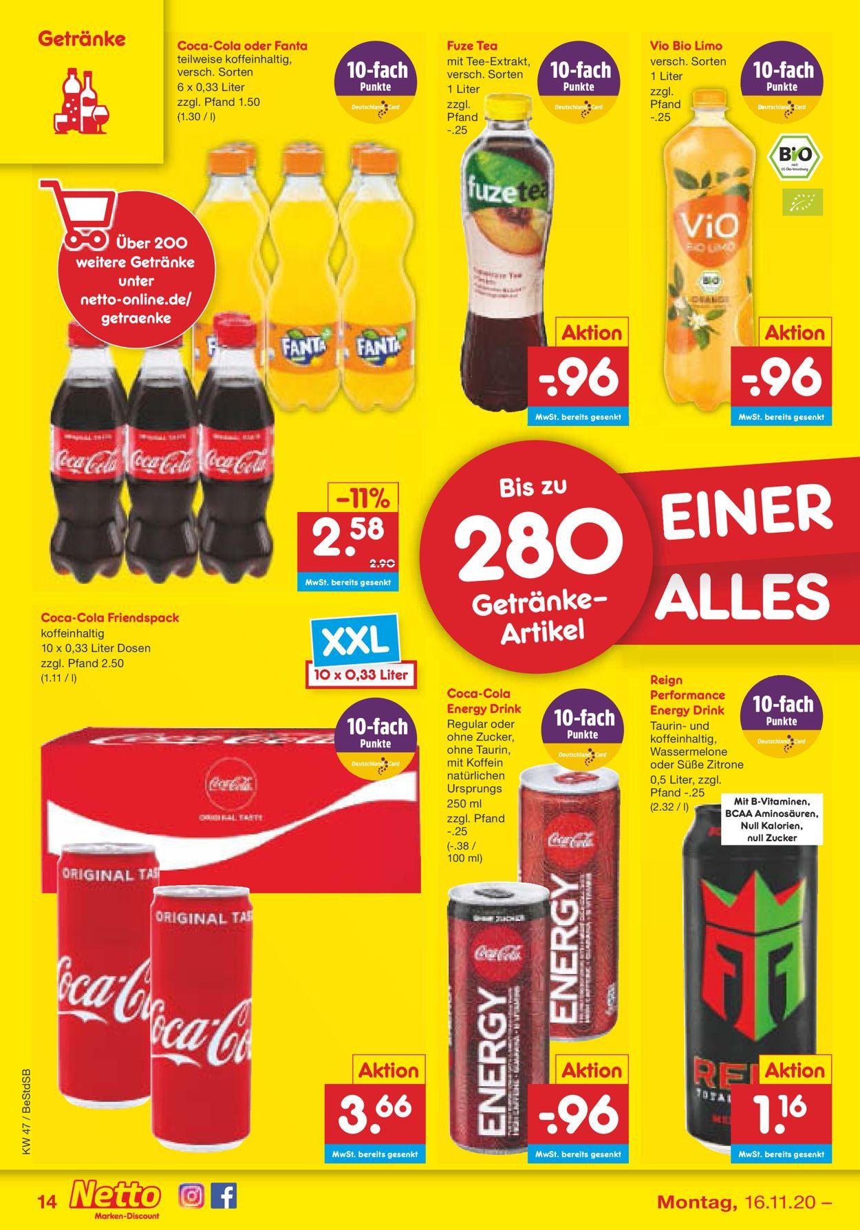 Netto Marken Discount Corona