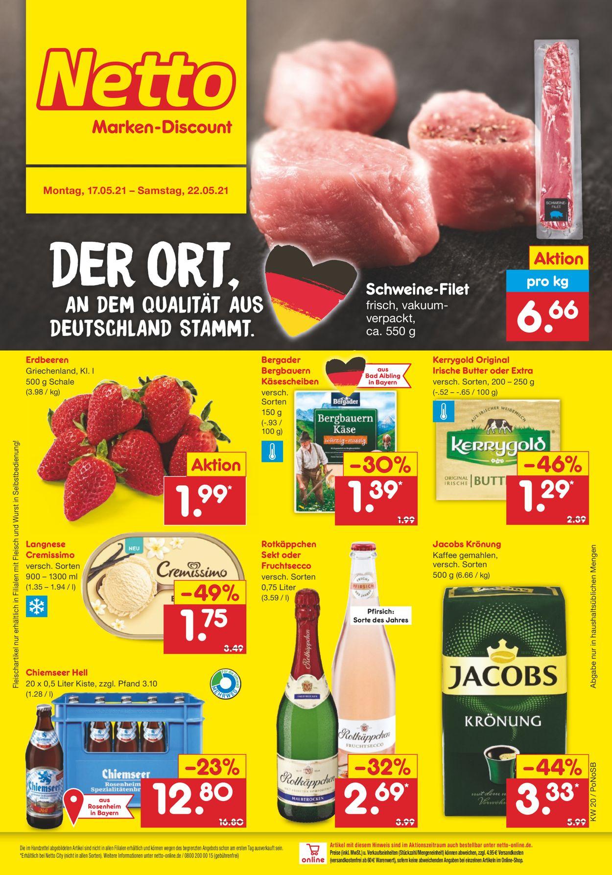 Netto Marken Discount Aktueller Prospekt 20.20   20.20.20 ...