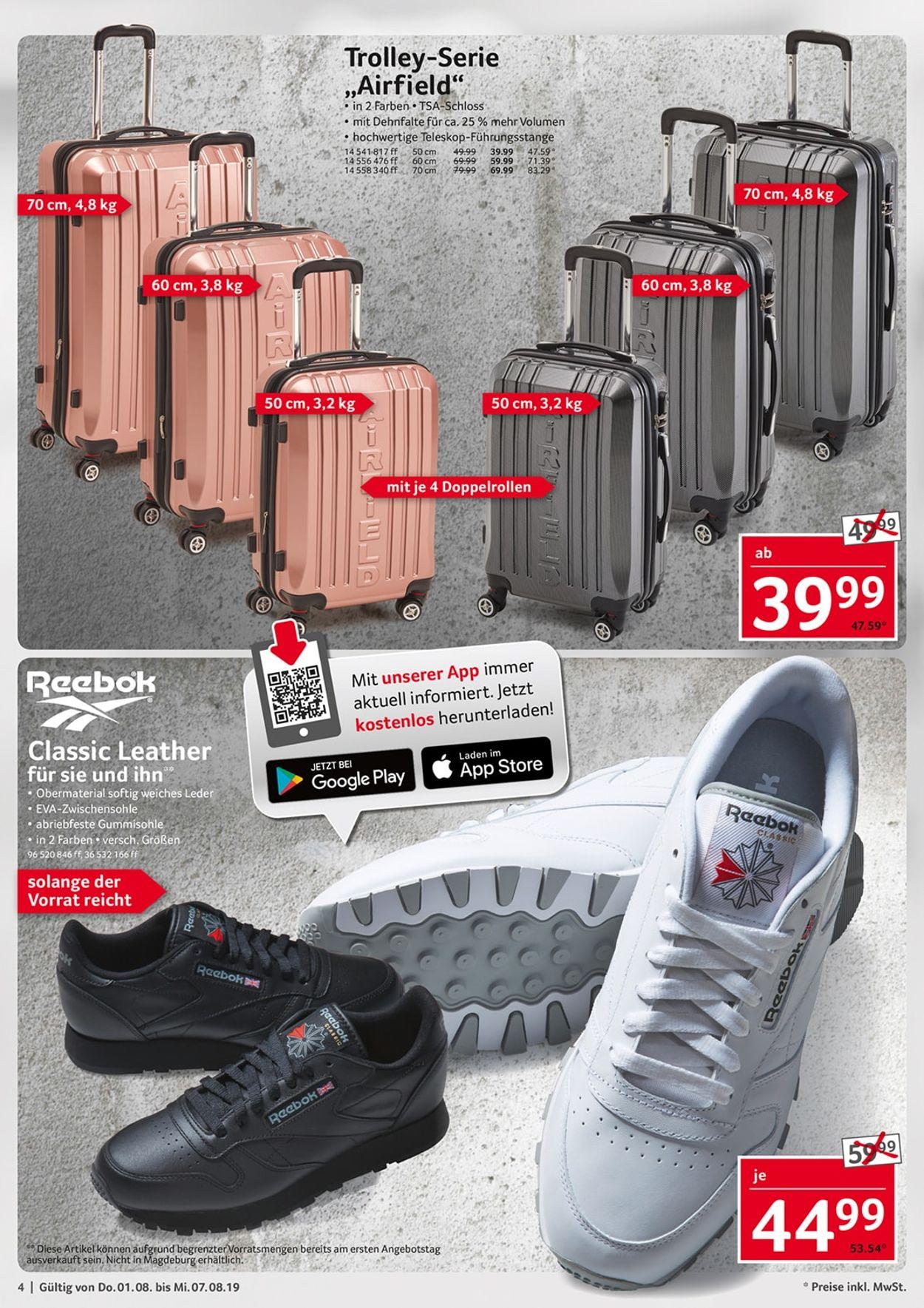 buy popular 308f3 32d10 Selgros Aktueller Prospekt 01.08 - 07.08.2019 [4 ...