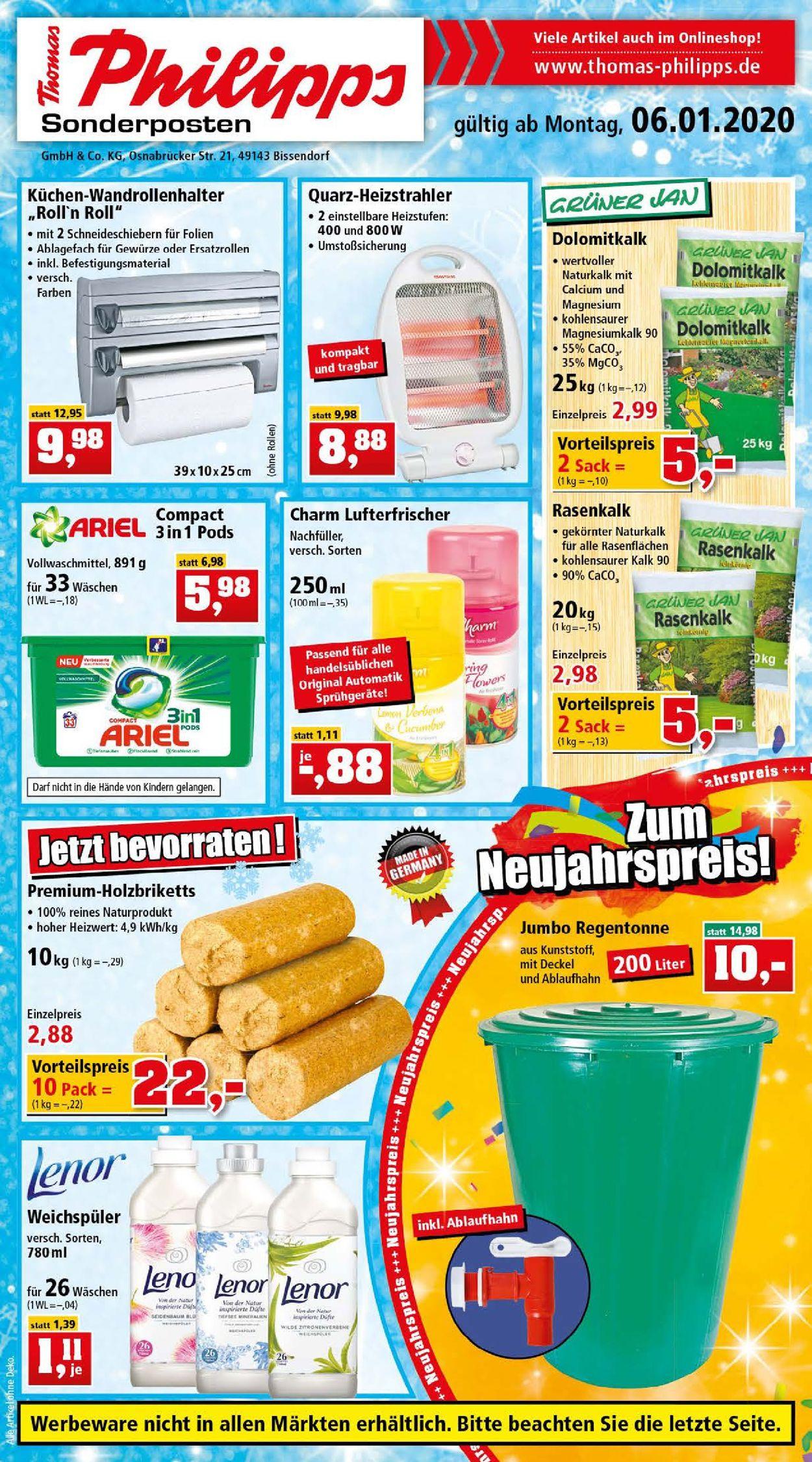 Philipps Online
