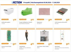 Prospekt Action vom 05.08.2020