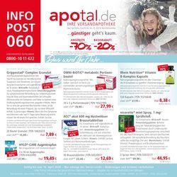 Prospekt Apotal vom 14.02.2020