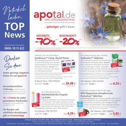 Prospekt Apotal vom 04.12.2020