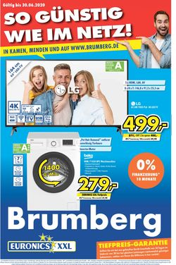 Prospekt Euronics vom 24.06.2020