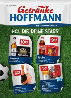 Prospekt Getränke Hoffmann vom 07.06.2021