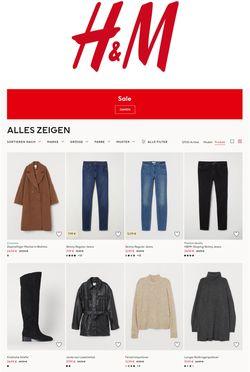 Prospekt H&M - Black Friday 2020 vom 13.11.2020