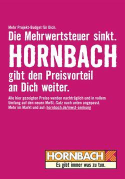 Prospekt Hornbach vom 01.07.2020