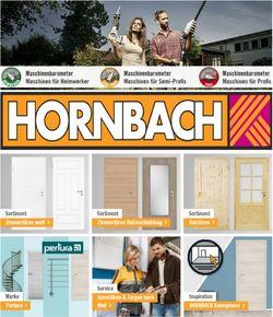 Aktueller Prospekt Hornbach