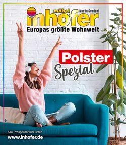 Aktueller Prospekt Möbel Inhofer