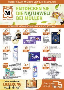 Aktueller Prospekt Müller