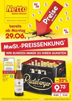 Prospekt Netto Marken-Discount vom 29.06.2020