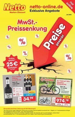 Prospekt Netto Marken-Discount vom 01.07.2020