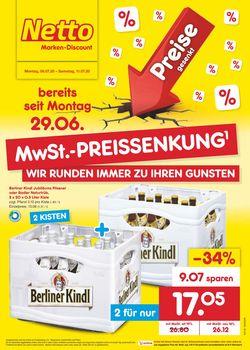 Prospekt Netto Marken-Discount vom 06.07.2020