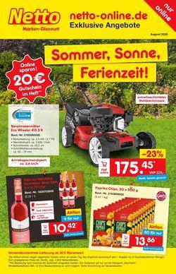 Prospekt Netto Marken-Discount vom 30.07.2020