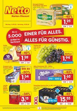 Prospekt Netto Marken-Discount vom 14.09.2020