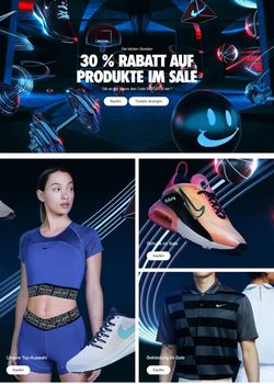 Aktueller Prospekt Nike