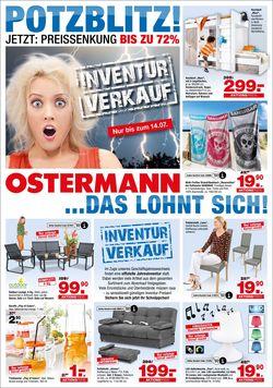 Prospekt Ostermann vom 01.07.2020