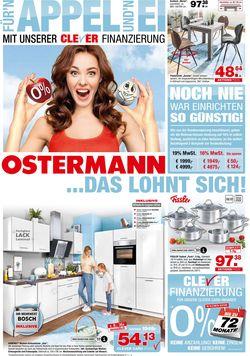 Prospekt Ostermann vom 15.07.2020