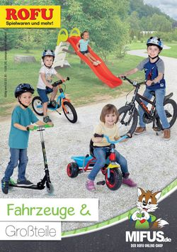 Prospekt ROFU Kinderland vom 02.03.2020