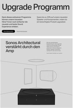Aktueller Prospekt Sonos