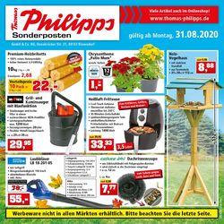 Prospekt Thomas Philipps vom 31.08.2020