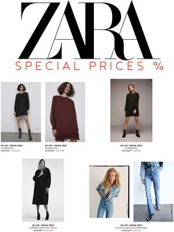 Prospekt Zara Black Friday 2020 vom 13.11.2020