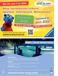 Prospekt Feneberg vom 28.10.2021