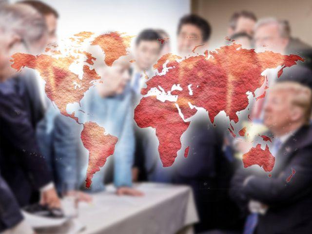 Wie führende Politiker mit der Coronavirus-Pandemie umgehen