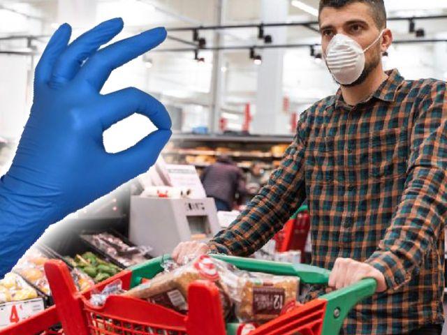 Was Sie beim Einkaufen während der Corona-Krise beachten sollten